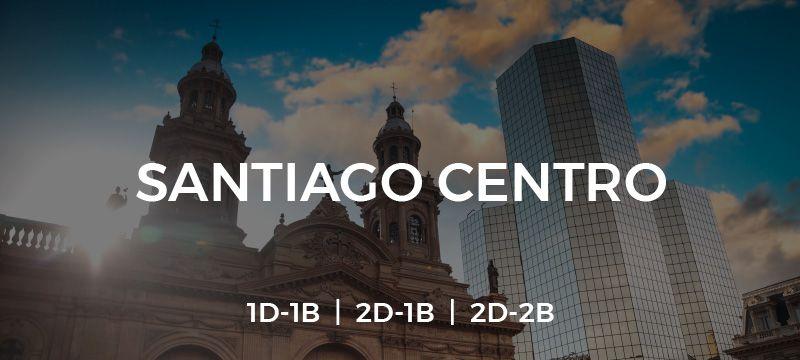 Santiago Centro - Puerto Capital