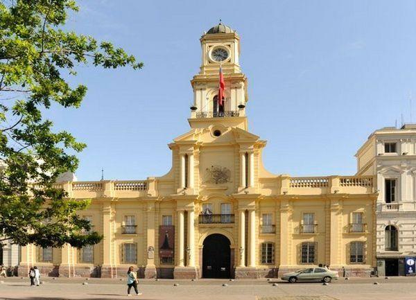 Panoramas en Santiago Museo histórico nacional
