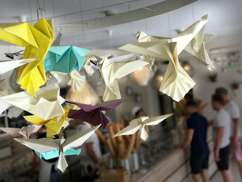 Origami: ¡Dicen que el papel todo lo aguanta! - Puerto Capital - photo#42