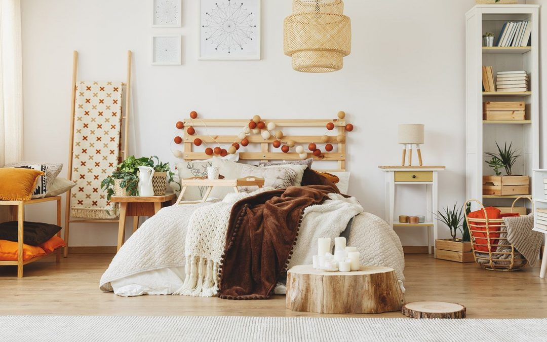 ¿Cómo decorar tu hogar en invierno?