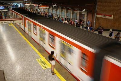 La Línea 7 del Metro de Santiago tendrá 21 estaciones.