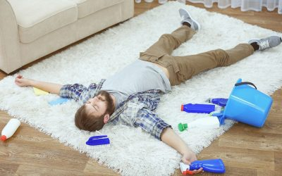 ¿Soltero?: Tips de Limpieza fácil para tu nuevo departamento