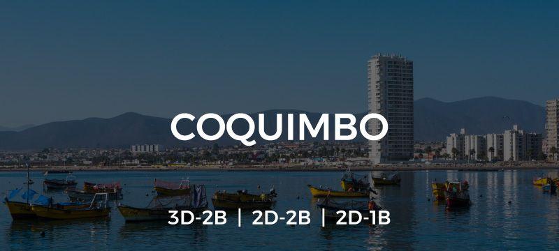 Coquimbo - Puerto Capital