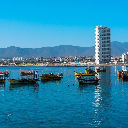 Puerto Herradura - Puerto Capital - Coquimbo - Proyecto inmobiliario