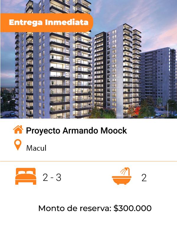 Proyecto Armando Moock