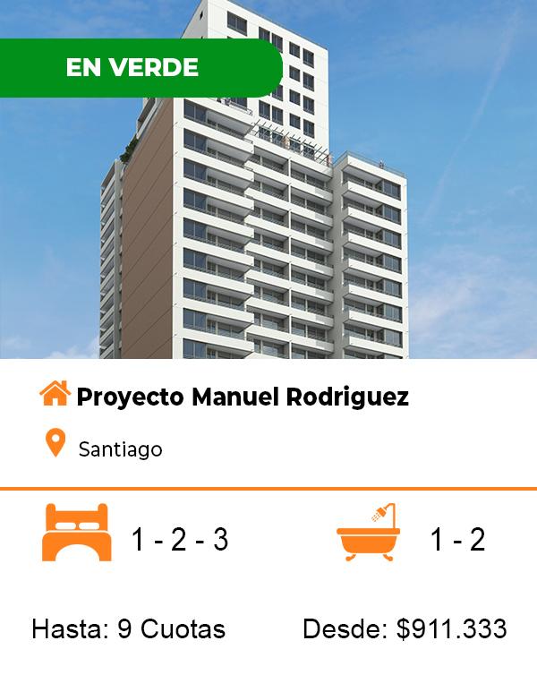 Proyecto Manuel Rodriguez