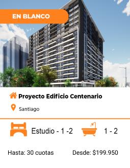 Proyecto Edificio Centenario