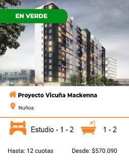 Proyecto Vicuña Mackenna
