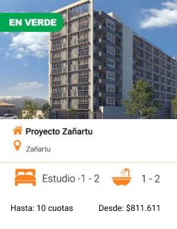 Proyecto Zañartu